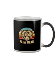 PAPA BEAR VINTAGE Color Changing Mug thumbnail