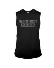 DAD OF DAUGHTERS Sleeveless Tee thumbnail