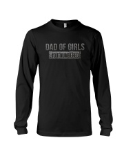 DAD OF DAUGHTERS Long Sleeve Tee thumbnail