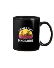 I RAISE TINY DINOSAUR CHICKEN VINTAGE T SHIRT Mug thumbnail