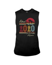 RETIRED 2020 NOT MY PROBLEM ANYMORE Sleeveless Tee thumbnail