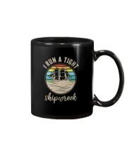 I RUN A TIGHT SHIPWRECK VINTAGE Mug thumbnail