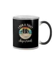 I RUN A TIGHT SHIPWRECK VINTAGE Color Changing Mug thumbnail