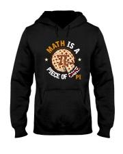 MATH IS A PIECE OF PI Hooded Sweatshirt thumbnail