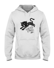 MURDER PAWS Hooded Sweatshirt thumbnail