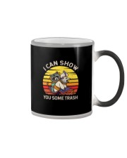 I CAN SHOW YOU SOME TRASH Color Changing Mug thumbnail