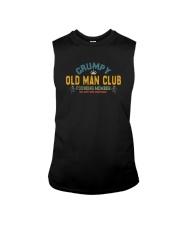 GRUMPY OLD MAN CLUB FOUNDING MEMBER Sleeveless Tee thumbnail