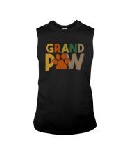 GRANDPAW DOG GRANDPA Sleeveless Tee thumbnail