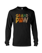 GRANDPAW DOG GRANDPA Long Sleeve Tee thumbnail