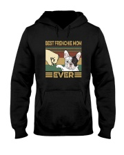 BEST FRENCHIE MOM EVER s Hooded Sweatshirt thumbnail