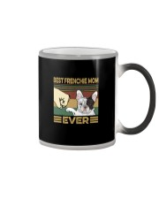 BEST FRENCHIE MOM EVER s Color Changing Mug thumbnail