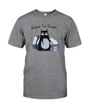 PERSONAL CAT SERVANT Classic T-Shirt front