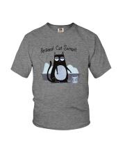 PERSONAL CAT SERVANT Youth T-Shirt thumbnail