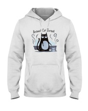 PERSONAL CAT SERVANT Hooded Sweatshirt thumbnail