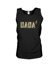 DAD OF TWO Unisex Tank thumbnail