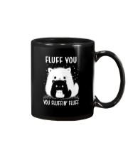 FLUFF YOU CATS Mug thumbnail