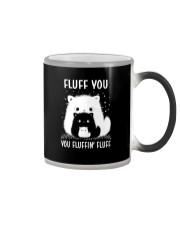 FLUFF YOU CATS Color Changing Mug thumbnail