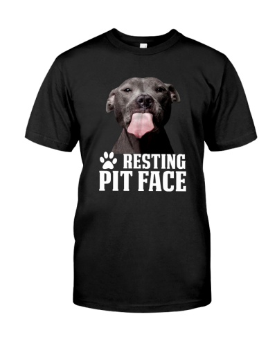 RESTING PIT FACE
