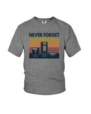 NEVER FORGET Youth T-Shirt thumbnail