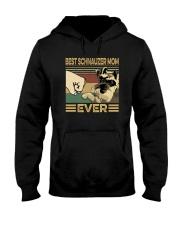 BEST SCHNAUZER MOM EVER s Hooded Sweatshirt thumbnail