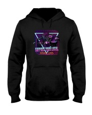 SUPPORT YOUR STREET CATS Hooded Sweatshirt thumbnail