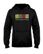 SARCASM PRIMARY ELEMENTS OF HUMOR Hooded Sweatshirt thumbnail