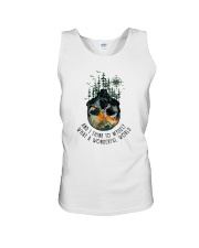 AND I THINK TO MYSELF WHAT A WONDERFUL WORLD Unisex Tank thumbnail