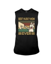 BEST HUSKY MOM EVER s Sleeveless Tee thumbnail