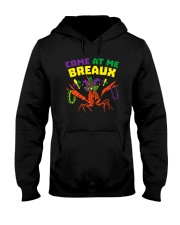 COME AT ME BREAUX Hooded Sweatshirt thumbnail