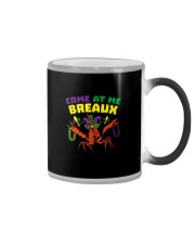 COME AT ME BREAUX Color Changing Mug thumbnail