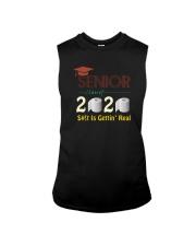 CLASS 2020 SHIT GETTIN' REAL Sleeveless Tee thumbnail