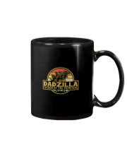 DADZILLA FATHER OF THE MONSTERS Mug tile