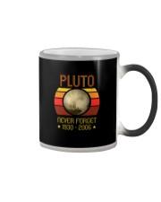 PLUTO NEVER FORGET VINTAGE Color Changing Mug thumbnail