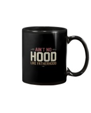 AIN'T NO HOOD LIKE FATHERHOOD Mug tile
