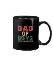 DAD OF BOYS Mug thumbnail
