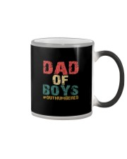 DAD OF BOYS Color Changing Mug thumbnail
