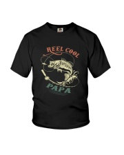 REEL COOL PAPA VINTAGE Youth T-Shirt thumbnail
