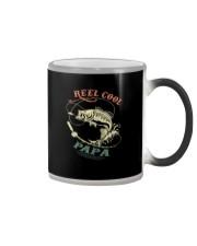 REEL COOL PAPA VINTAGE Color Changing Mug thumbnail