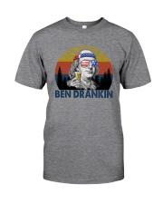 BEN DRANKIN Classic T-Shirt front