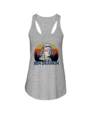 BEN DRANKIN Ladies Flowy Tank thumbnail