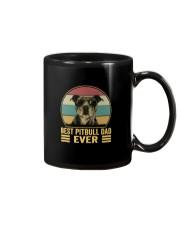 BEST PITBULL DAD EVER Mug thumbnail