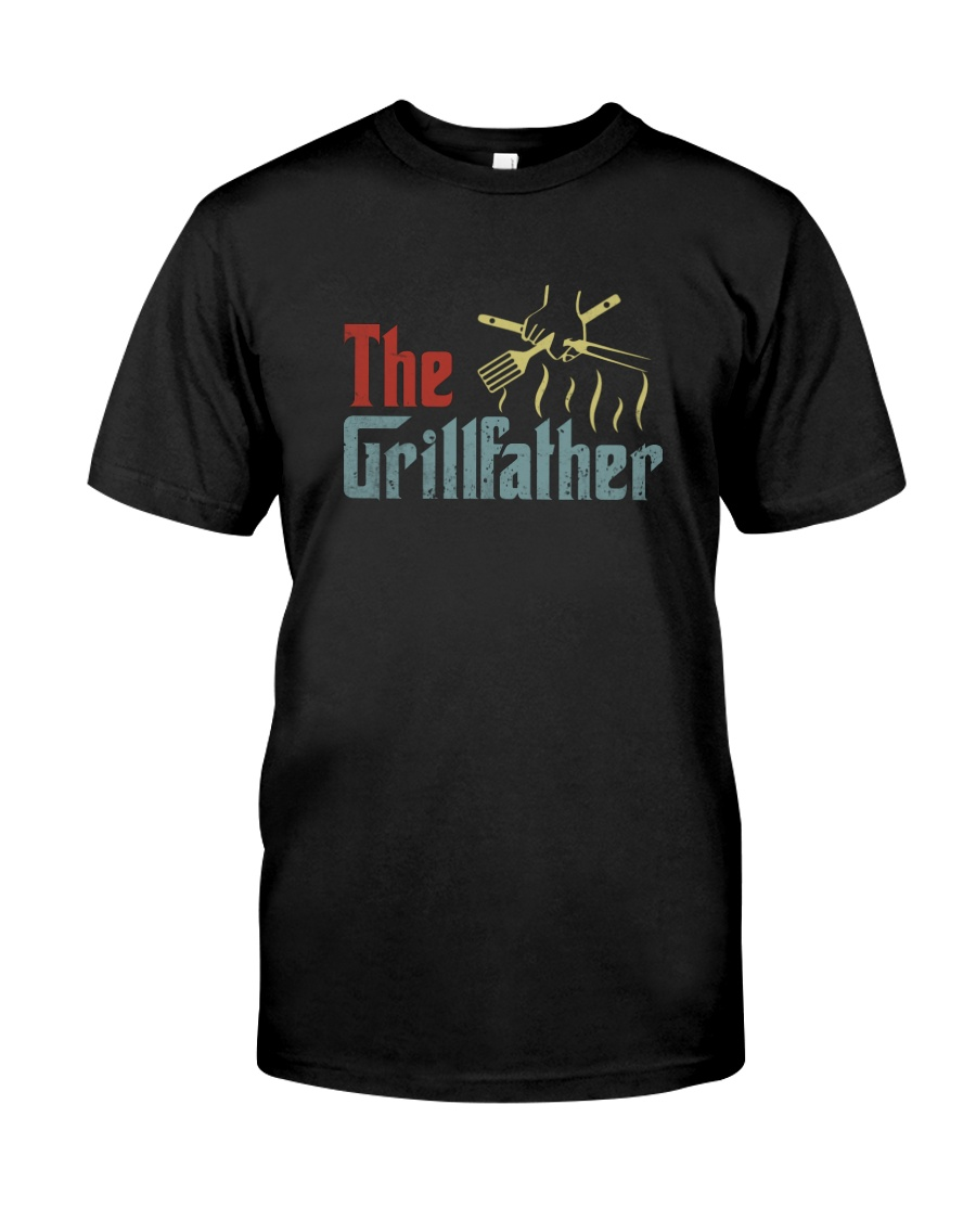 THE GRILLMEISTER Classic T-Shirt