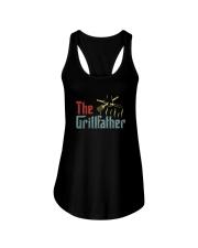 THE GRILLMEISTER Ladies Flowy Tank thumbnail