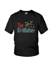 THE GRILLMEISTER Youth T-Shirt thumbnail