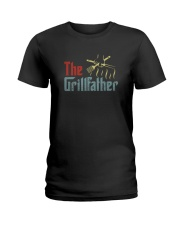 THE GRILLMEISTER Ladies T-Shirt thumbnail