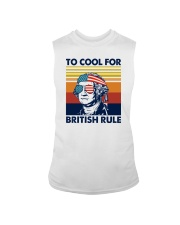 TOO COOL FOR BRITISH RULE Sleeveless Tee thumbnail