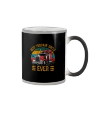 BEST TRUCKIN' UNCLE EVER VINTAGE Color Changing Mug thumbnail