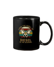 I LOVE THE SMELL OF DIESEL IN THE MORNING Mug thumbnail