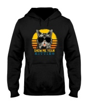 SHOW ME YOUR KITTIES Hooded Sweatshirt thumbnail