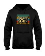 EW POEPLE CAT Hooded Sweatshirt thumbnail